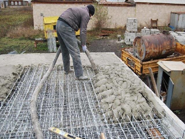 заказать бетон в чите